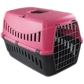 Контейнер-переноска MP Bergamo Gipsy 58х38х38 см до 12 кг Pink