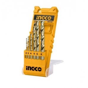 Набор сверл по металлу INGCO AKD1055