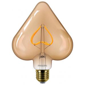 Светодиодная лампа Philips Filament LED Classic 12W Heart E27 2000K GOLD ND