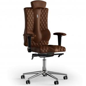 Кресло Kulik System Elegance Коричневое (10-901-WS-MC-0214)