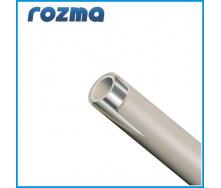 Труба PPR / AL Rozma композитна