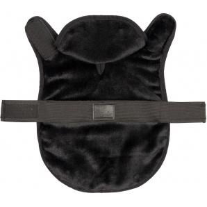 Попона для собак Pet Fashion Blanket для маленьких собак S Черный