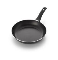 Сковорода алюмінієва Illa Classic з антипригарним покриттям 24 см чорна