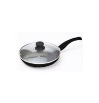 Сковорода з кришкою 20х4.0 см Wellberg WB 2300