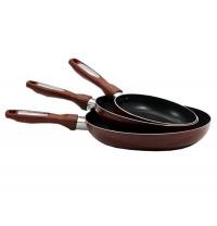 Набір сковорідок Zauberg Non-stick MIX-22-24-26 3 предмета