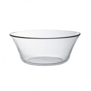 Скляний салатник Duralex Lys круглий 23 см 2200 мл