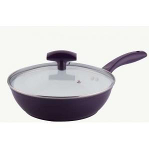 Сковорода з кришкою d = 24 см Peterhof PH-15337-24