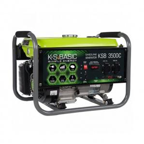 Генератор бензиновый K&S BASIC KSB 3500C