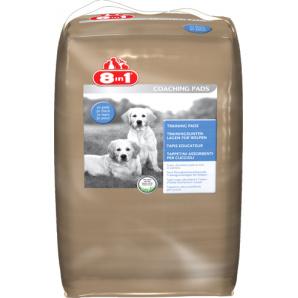 Приучающие пеленки для собак 8in1 60х60 30 шт