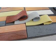Гнучка клінкерна плитка 250х70х4мм