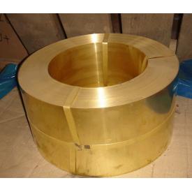 Лента бронзовая 0,6х80 мм