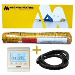 Нагревальний мат Magnum ( Комплекти з регуляторами )