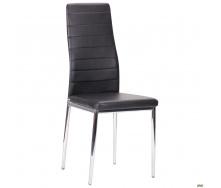 Кухонний стілець Сицилія AMF 990х460х510 мм чорний хром