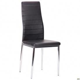 Кухонный стул Сицилия AMF 990х460х510 мм черный хром