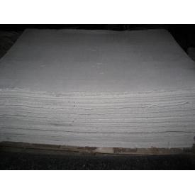 Асбестовый картон асбокартон КАОН 10 мм 800х1000 мм
