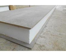 Цементно-стружкова плита CSP BZS 3200 х 1200 х 8 мм