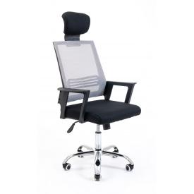 Кресло Стик ТМ Ричман сетка серая