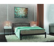 Кровать металлическая Вероника 140 Металл дизайн