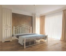Ліжко металеве Кармен 180 Метал дизайн