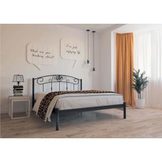 Кровать металлическая Монро 120 Металл дизайн