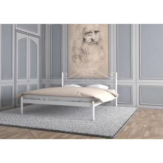 Ліжко металеве Адель 180 Метал дизайн