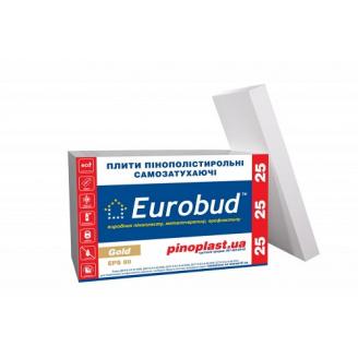 Пінопласт Євробуд 25 Gold