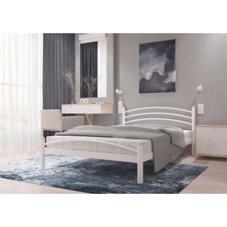 Кровать металлическая Маргарита 120 Металл дизайн
