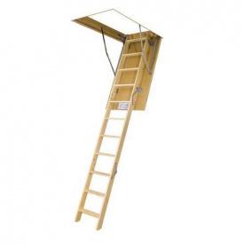 Сходи на горище дерев'яні FAKRO LWS Plus 280 60×120