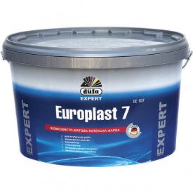 Краска DE 107 Europlast 7 шелковисто-матовая 10л DUFA EXPERT