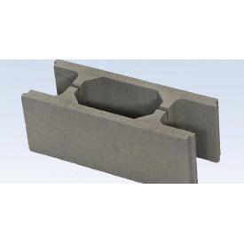 Блок несъемной опалубки ABR-буд М-100 190х190х500 мм