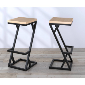Барний стілець BS-2 Loft Design