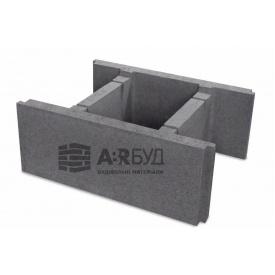Блок несъемной опалубки ABR-буд М-125 240х190х500 мм