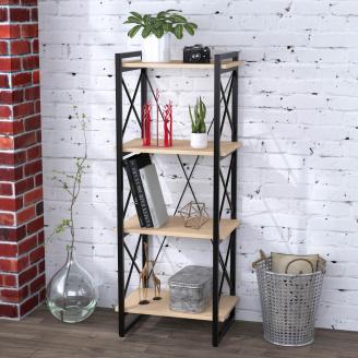 Стелаж Скіф- 4-550 Loft Design