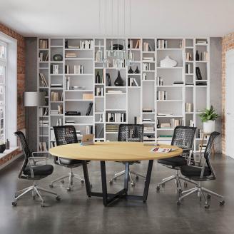 Стол для переговоров D-2000 Loft Design