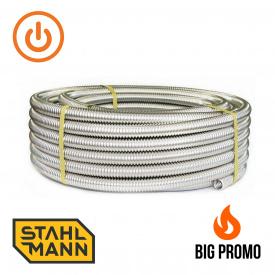 Труба гофрированная Stahlmann IWS 25А нержавеющая сталь SS304