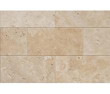 Натуральний камінь травертин Brushed з рустом для фасадів та інтер'єрів