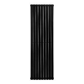 Трубчатый радиатор Betatherm Blende 2 1600x394 черный RAL 9005M
