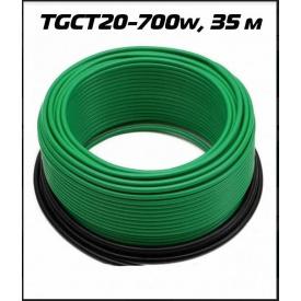 Нагрівальний кабель TermoGreen TGCT20-700W 35м