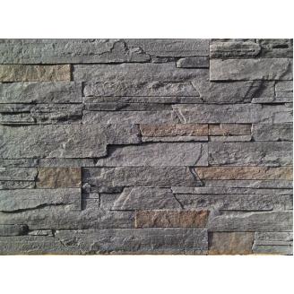 Плитка ручного формування Loft-brick СЛАНЕЦ ГРАФИТ