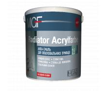 Емаль акрилова для радіаторів MGF Radiator Acrylfarbe 2,5 л
