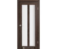 Двери межкомнатные Liberty doors LIGHT Бронкс blk 600х2000 мм Дуб шоколадный