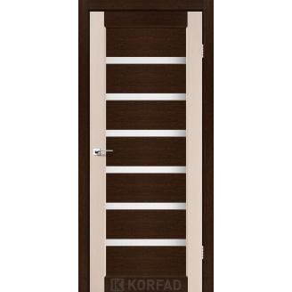 Двери межкомнатные Liberty doors LIGHT Бронкс blk 600х2000 мм Дуб янтарный