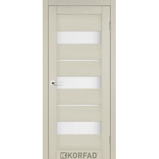 Двери межкомнатные Liberty doors LIGHT Бронкс 600х2000 мм Дуб янтарный