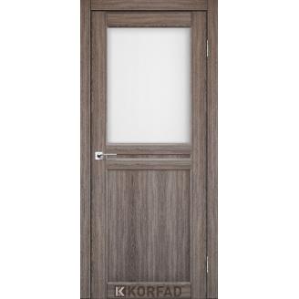 Двери межкомнатные Liberty doors LIGHT Бронкс blk 600х2000 мм Дуб сицилия
