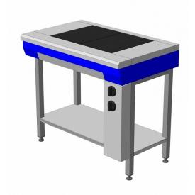 Плита электрическая кухонная с плавной регулировкой мощности ЭПК-2 стандарт