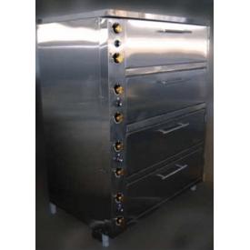 Пекарский шкаф с плавной регулировкой мощности ШПЭ-4 эталон