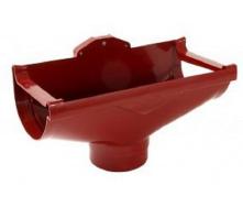 Воронка компенсуюча Nicoll 29 VODALIS D100 червоний