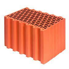 Керамічні блоки Porotherm Klima 38