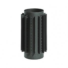 Труба радіатор для димоходу (2 мм) 50 см діаметр 180
