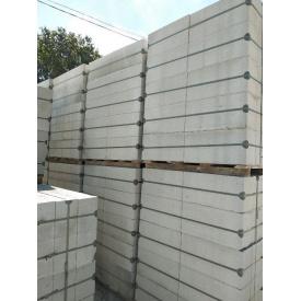 Пеноблок 100х300х600 мм гладкий резаный